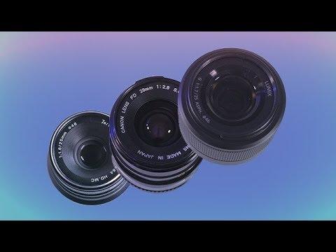 Best lens options for gh5