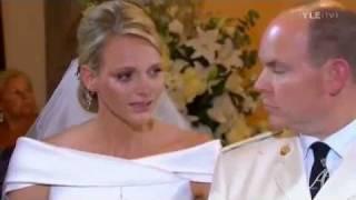 Monaco's Wedding 2011 - Couronnée d'étoiles