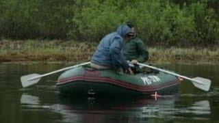 Диалоги о рыбалке. Вологодская область.