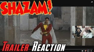 Shazam! - Angry Trailer Reaction!