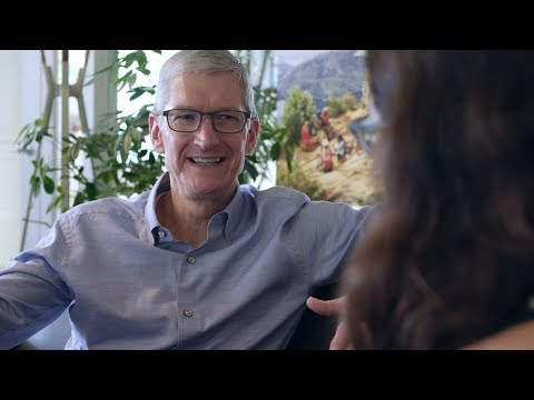 Tim Cook Says We'd Have More Female Engineers If Coding Were Required in School