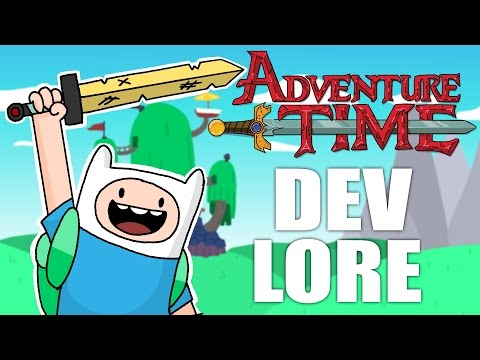 Adventure Time - Dev Lore In A Minute! - Adventure Time Games And Characters | LORE