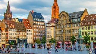 Канада 796: Страсбург, Франция(Бродилка по Европе. Посещаем в этот раз г. Страсбург во Франции. Смотрим, делаем выводы., 2016-08-19T20:07:06.000Z)