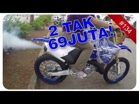 BELI MOTOR YZ 125 2 TAK   SOUND TEST   YAMAHA CBU INDONESIA