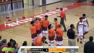 Watch Live: Lakewood Park at Northrop | Boys Basketball Broadcast