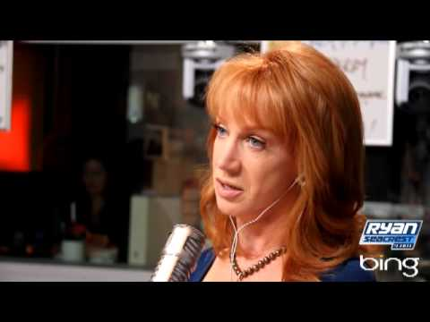 Kathy Griffin on Ryan Seacrest - PART 1 | Interview | On Air With Ryan Secreast