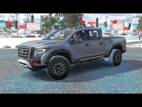 Forza Horizon 3 2016 Nissan Titan Warrior Concept