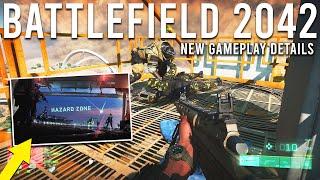 "Battlefield 2042 NEW Gameplay details - "" Fully Destructible """