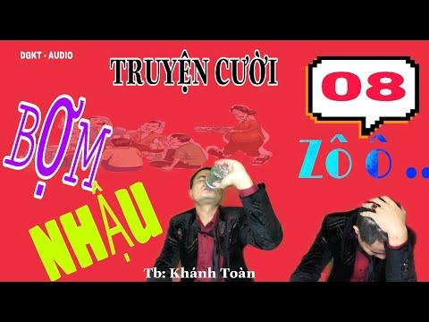 [TRUYỆN CƯỜI ĐẶC SẮC]-VIDEO SỐ 8- Chủ Đề: BỢM NHẬU-Tiếng cười và châm biếm - Giọng đọc: Khánh Toàn.