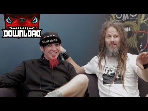 Download Meets: HELLYEAH at #DL2015 | Download Festival 2015