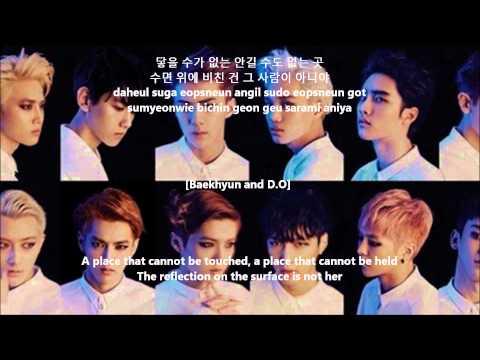 EXO-K Moonlight 월광 Lyrics [Hangul, Romanization, English] [한글로마영어번역]