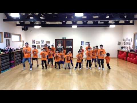 平成28年春休み短期ダンス教室〜ki・mi・ni・mu・chu〜