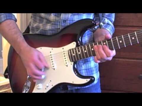 Mary Had A Little Lamb-Stevie Ray Vaughan (cover)