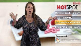 HotSpot Episode 113: 3D Printed Mashed Potatoes