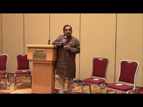 Cine actor Brahmaanandam on Telugu Language