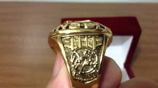 Yankees 1996 World Series Ring FOR SALE