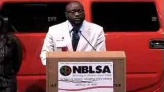 National Black Law Students Association (NBLSA) Magazine