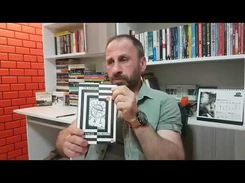 Transformasyonbir Bilim Kurgu Romanı / Cengiz Açıkgöz  / Az Kitap / Yorumlayan : Gökhan Dinçer  /