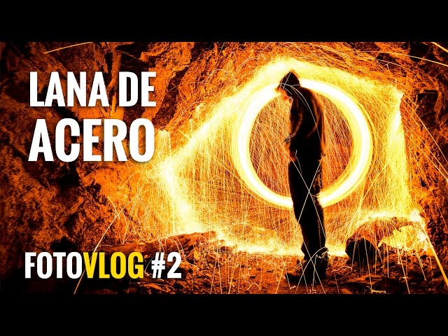 LANA de ACERO en CASA ABANDONADA | FotoVlog #2