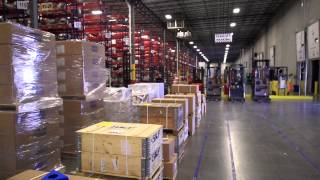 Regal Distribution and Warehouse Facility