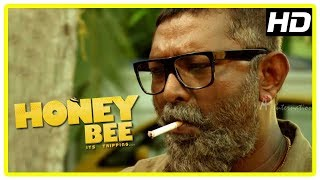 Honey Bee Movie | Best Of Lal Scenes | Asif Ali | Bhavana | Baburaj | Sreenath | Balu