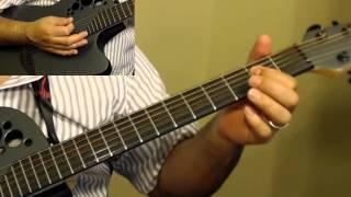 Guitar Tutorial - Livin On the Edge - Aerosmith