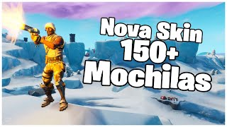 SHOWING THE * NEW * SKIN RELAY & 150 + BACKPACKS | FORTNITE