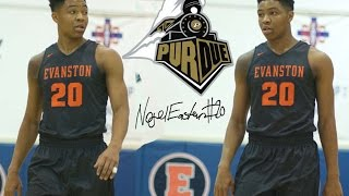 NOJEL EASTERN - 6'7'' BEST PG IN THE COUNTRY 2017 - PURDUE COMMIT