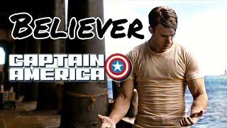 Believer - Captain America Version For WhatsApp Status | Imagine dragons WhatsApp status