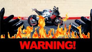 A Scary Warning to ALL Riders!
