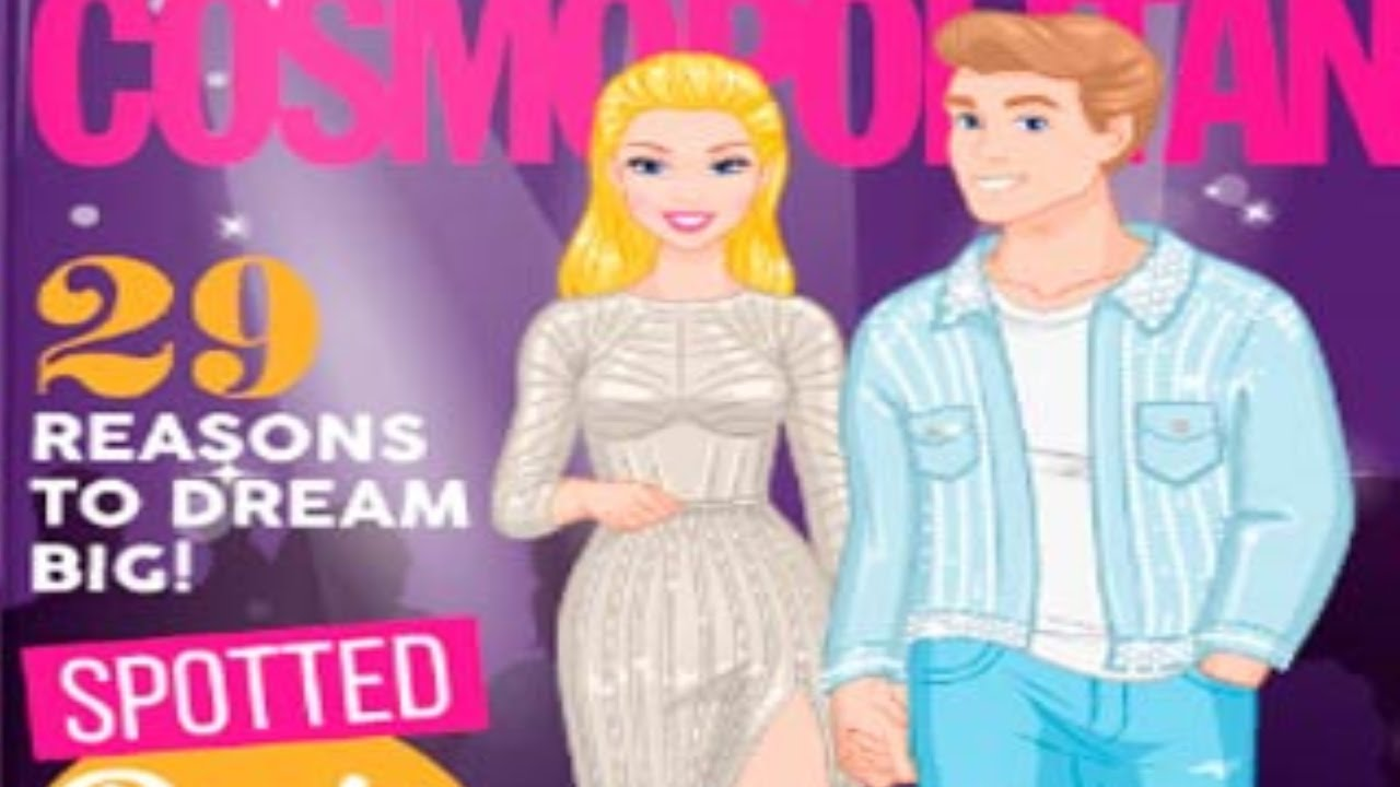 Dress up zayn malik games - Barbie And Ken Famous Couples Costumes Dress Up Game For Kids New Games