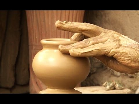 Clay Pots Making in Karachi
