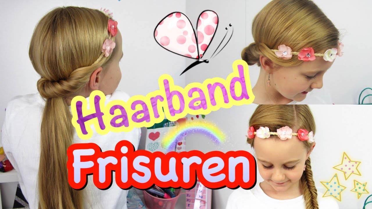Frisur band youtube