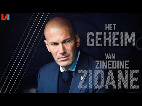 Zidane als Trainer: 8 Prijzen in 2 jaar! Ongekend!