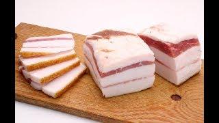 как выбрать хорошее САЛО.  6 советов от опытного свиновода. Не забудь на базар спички