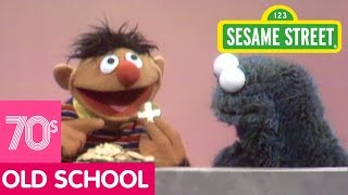 Sesame Street: Ernie Matches Cookies with Cookie Monster