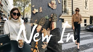What's New In My Wardrobe | Autumn 2018 🍂