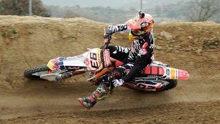 Marc Marquez 93 | Motocross Full Attack 2015 | Honda CRF 250R HRC Repsol