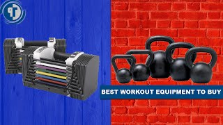 Purchasing Exercise Equipment - Buy This! Not That!