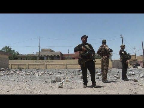 afpes: Fuerzas iraquíes avanzan en Mosul y piden a civiles que huyan