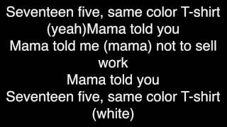 migos t shirt lyrics