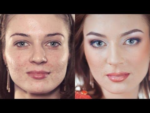 Как сделать скулы более выраженными. Как выделить скулы. Основы макияжа.