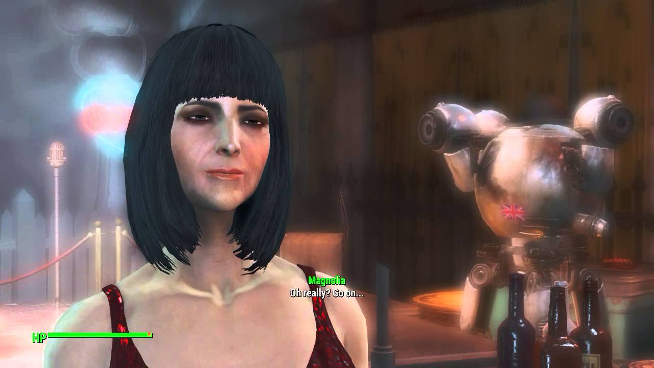 Fallout 4 magnolia flirt [PUNIQRANDLINE-(au-dating-names.txt) 63