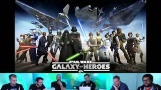 Giant Bomb Talks Over the EA E3 2015 Press Conference