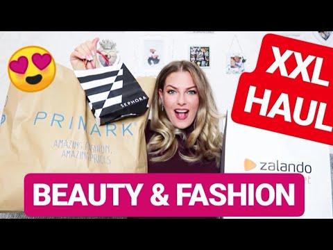 xxl-beauty-&-fashion-haul!-primark,-sephora,-zalando-outlet-&-dm