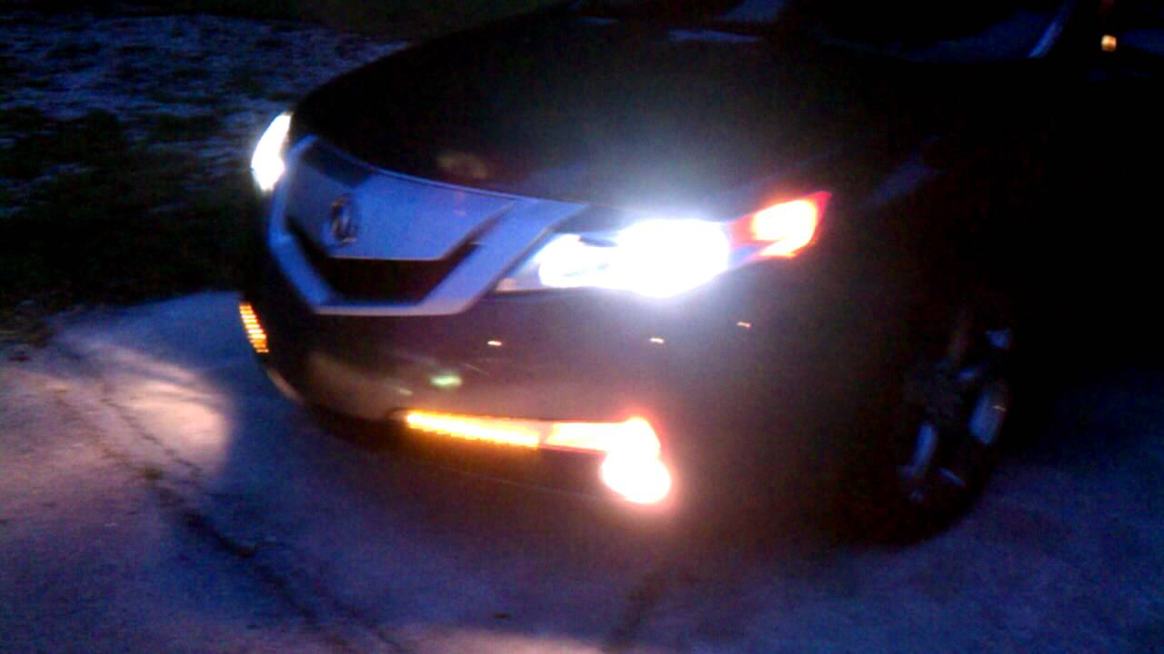 Acura Tl 2010 Led Light Doovi