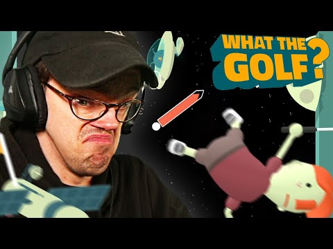 Golf im Weltall... wtf | What the Golf?