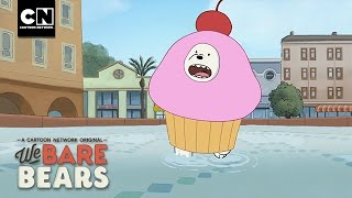 Cupcake Bears I We Bare Bears I Cartoon Network