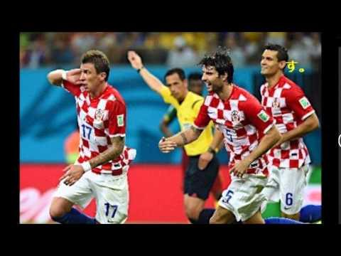 2014フラジルワールドカップ グループA6 19  クロアチア4 vs 0 カメルーン