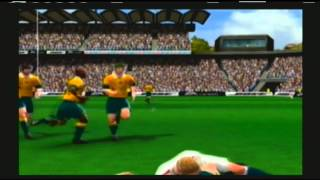 EA SPORTS Rugby 2005 Video Rugby 101